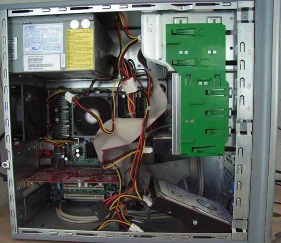 Strømforsyning pc stationær